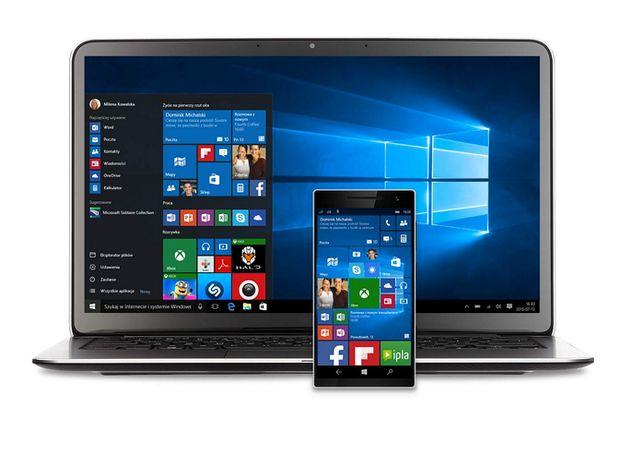 Windows 10 to sukces Microsoftu