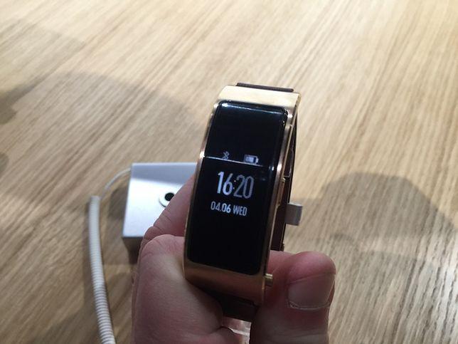 Huawei przedstawia TalkBand B3