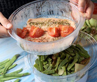 W parowarze szybko przygotujesz posiłek dla całej rodziny