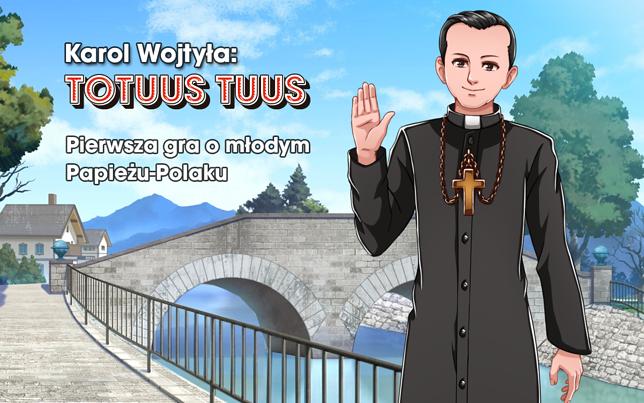 Młody Karol Wojtyła, powieść wizualna i fikcja historyczna