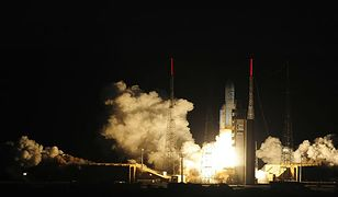 Start rakiety Ariane