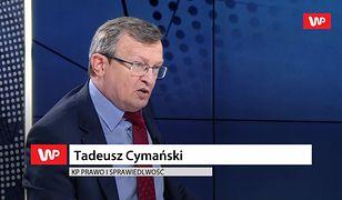 """Wyborczy sukces dzieci Tadeusza Cymańskiego. """"Jestem miło zaskoczony, dziękuję"""""""
