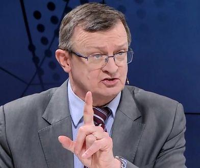 Tadeusz Cymański uważa, że zasługi Kaczyńskiego są bardzo duże