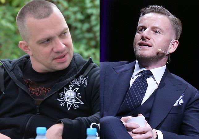 Łukasz Orbitowski i Szczepan Twardoch ostro o decyzji TK