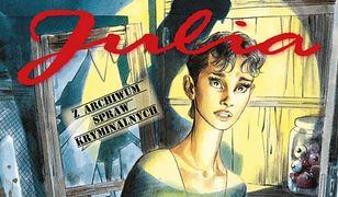 """""""Julia"""" - """"Oczy otchłani"""" i """"Obiekt miłości"""" – recenzja komiksów wydawnictwa Tore"""
