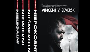 Pakiet Vincent V. Severski cztery tomy