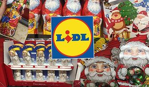 Od 10 października w Lidlu można kupić świąteczne słodycze.