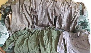 Szarość na każdy dzień tygodnia. Takie poliestrowe koszule wyjęła z paczki jedna z klientek sklepu internetowego Tatimoda.