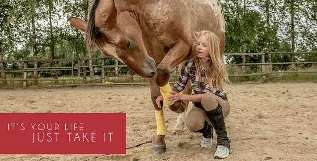 Kinga Mach ze Szczucina pierwszą finalistką kampanii It's your life, just take it!