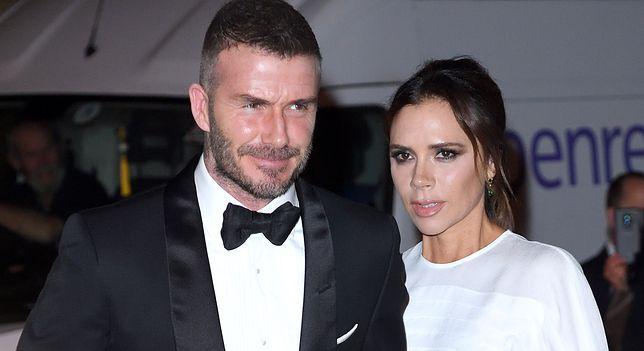 Victoria Beckham pokazała stare nagranie z Davidem Beckhamem. O początku ich znajomości