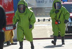Kutno. 16 osób podtruło się gazem