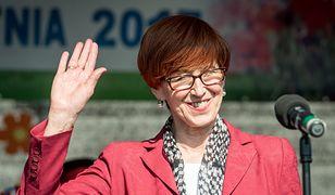 Elżbieta Rafalska uważa, że polskie rozwiązania są lepsze