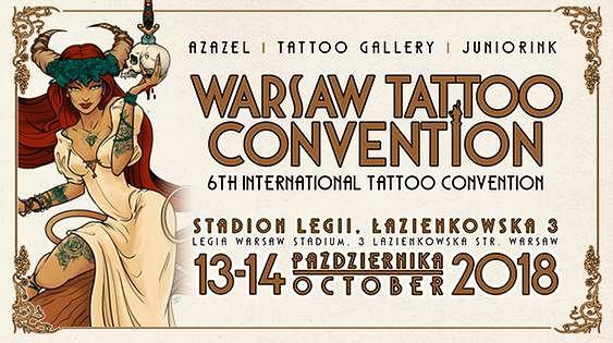 Warsaw Tattoo Convention 2018