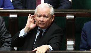 Tajemnicza przyjaciółka Kaczyńskiego. Morawiecki nie był z jej decyzji zadowolony
