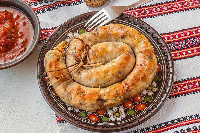 Kiszka ziemniaczana to tradycyjna podlaska potrawa