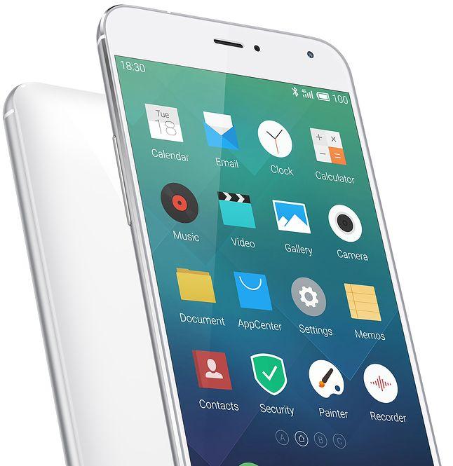Meizu MX4 Pro to trochę Samsunga....