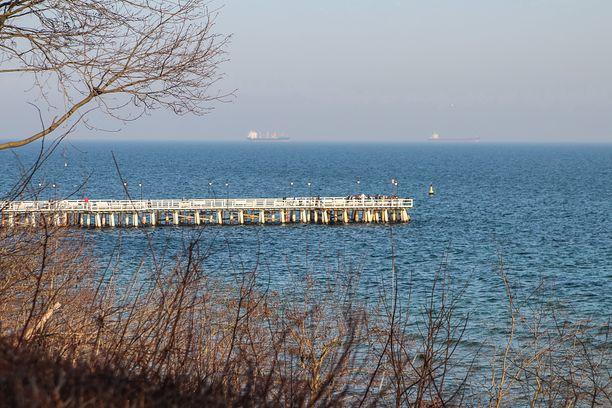Gdynia. Ciało 26-latka znaleziono pod molem w Orłowie (zdjęcie ilustracyjne)