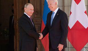 Biden zadzwonił do Putina. Padło jedno żądanie
