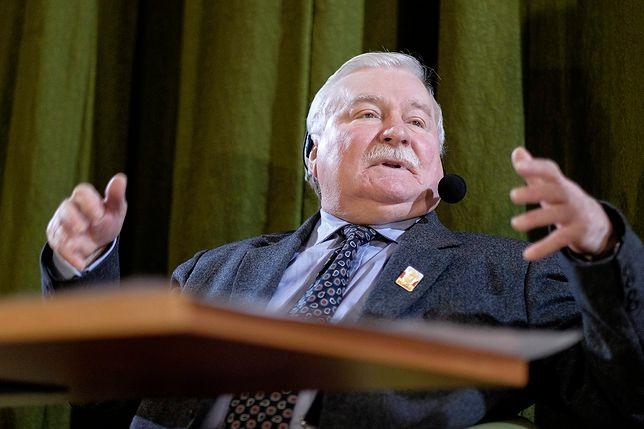 Lech Wałęsa dosadnie skomentował inicjatywę