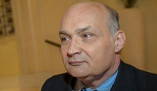 Sędzia Tomczyński udostępniał wpisy z poparciem dla PiS