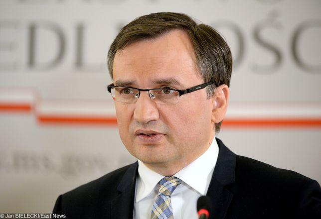 Zbigniew Ziobro jest sceptyczny wobec sejmowej komisji ds. pedofilii