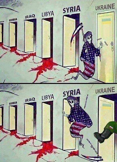 Internauci komentują sytuację na Krymie