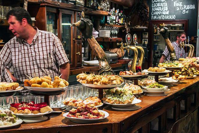 Tapas - najpopularniejszy element hiszpańskiej kuchni?