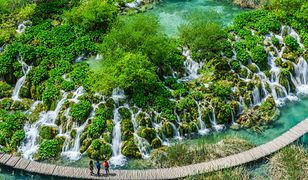 Jeziora Plitwickie i Wodospady Krka to najbardziej znane atrakcje Chorwacji