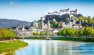 Salzburg - miasto Mozarta i perła kultury