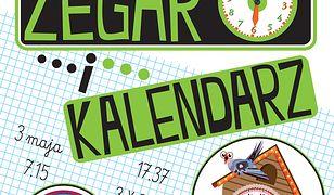 ZABAWY MATEMATYCZNE Zegar i kalendarz