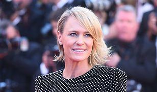 Robin Wright powróciła w wielkim stylu, grając jedną z głównych ról w serialu ''House of Cards''