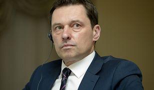 Krzysztof Ziemiec odpowiedział Kamilowi Durczokowi