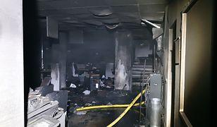 Francja: pożar zniszczył siedzibę lokalnego radia w Grenoble. Sprawcy nieznani