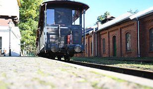 W ramach prac wyremontowano m.in. budynki wagonowni i lokomotywowni.