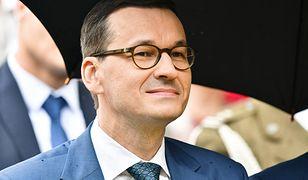Premier Mateusz Morawiecki oszczędności ma mniej, ale lepiej wyposażone nieruchomości.