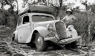 80-lecie afrykańskiej wyprawy Skodą Rapid