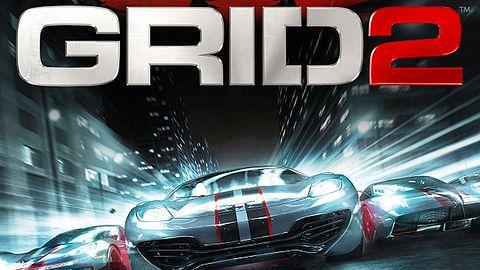 Darmocha: Soundtrack z GRID2