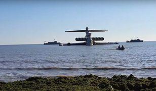 Rosja. Ekranoplan Łuń trafi do muzeum