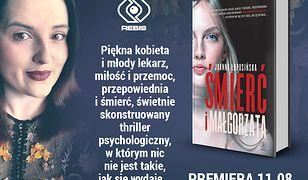 """Co się stało z Małgorzatą? Recenzja książki """"Śmierć i Małgorzata"""""""