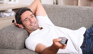 Spędzasz dużo czasu przed telewizorem? Dla mężczyzn to wyjątkowo groźne