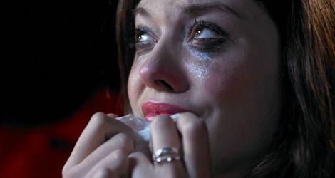 Płaczące kobiety zabijają nasze podniecenie