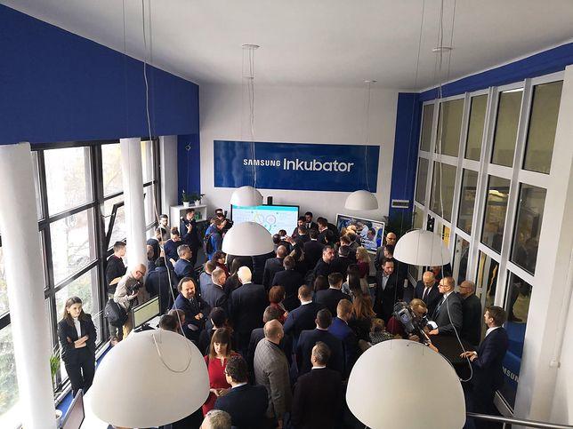 Inkubator Samsung w Lublinie
