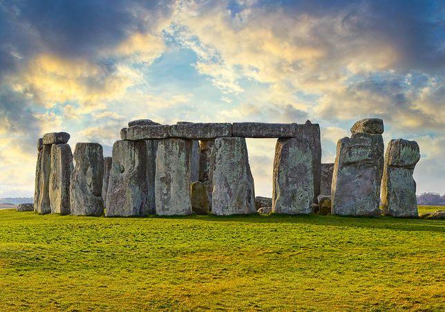 Stonehenge to wielka zagadka