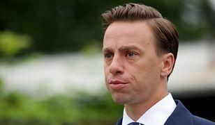 """Krzysztof Bosak o koalicji z PiS: """"W demokracji nie wyklucza się niczego"""""""