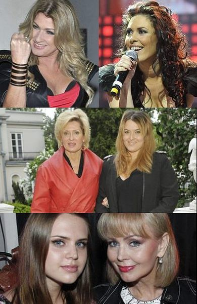 Oto córki słynnych matek