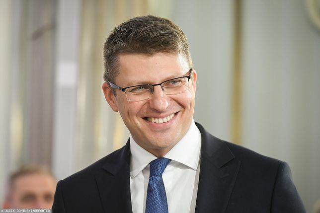 Awans wiceministra. Marcin Warchoł został pełnomocnikiem rządu ds. praw człowieka