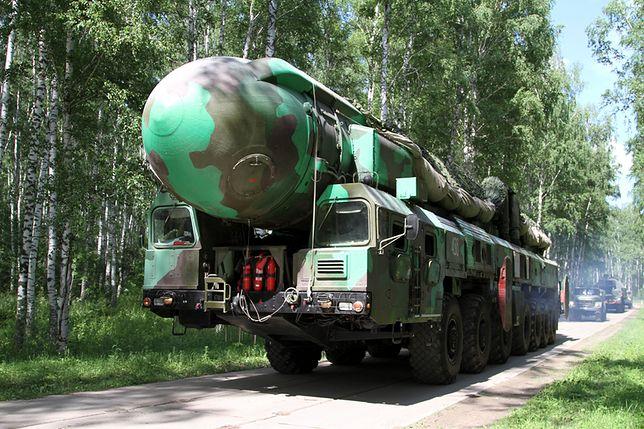 """Kijów: Rosja ćwiczyła atak jądrowy. """"Triada nuklearna"""""""
