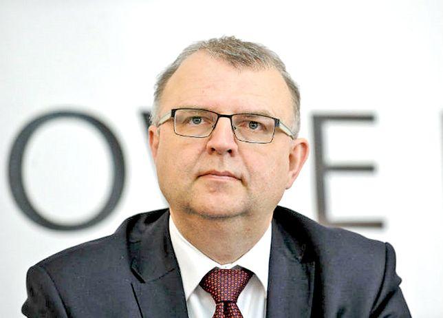 Kolejny krok Ujazdowskiego w stronę PO. Formalnie opuścił ECR