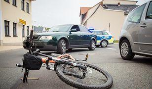 Jastrzębie-Zdrój. Pies zaatakował rowerzystę, mogło skończyć się tragedią