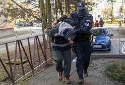 Gwałt biegaczki w Skokach. Podejrzany przyznał się. 26-latek z zarzutami